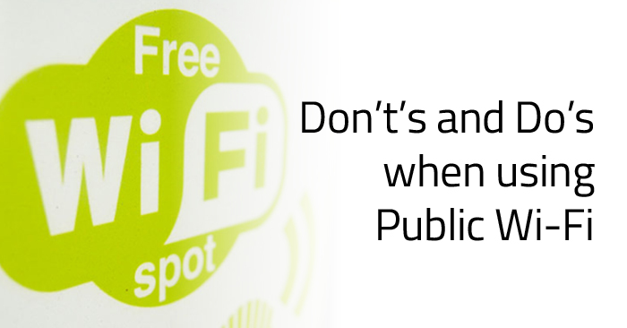 Blog_Hotspot Shield_Don't's and Do's on Public Wi-Fi
