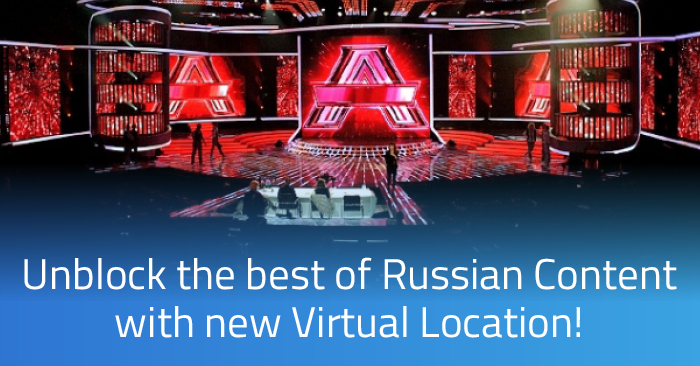 "Content You Can Access With Hotspot Shield's New ""Russian"" Virtual Location"