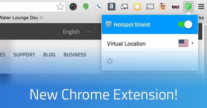 Download Hotspot Shield for Chrome | Hotspot Shield Chrome