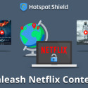 Hotspot Shield_Access Netflix Full Catalog