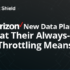 Verizon's New Data Plans: What Their Always-On Throttling Means