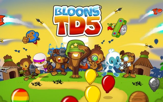 How to unblock Bloons Tower Defense 5 at school